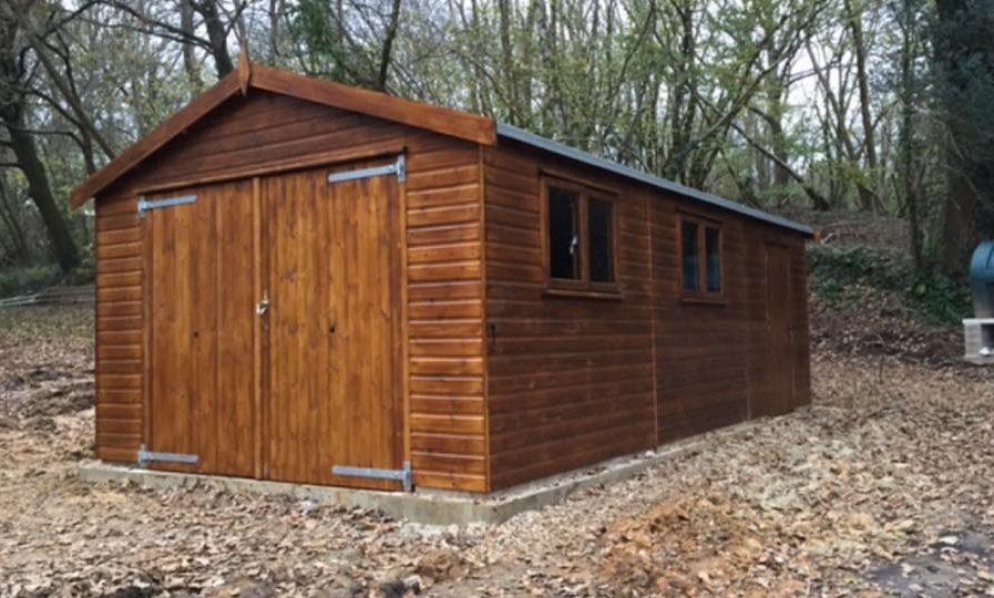 Poultons Dorset-Garages 5