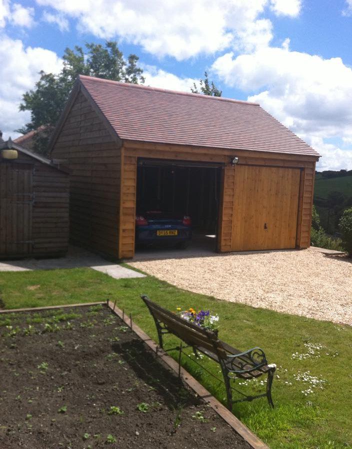 Poultons Dorset-Garages 6
