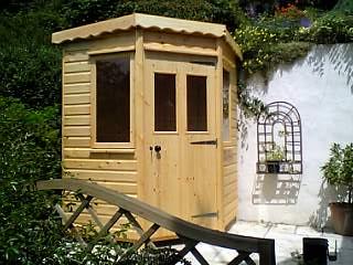 Poultons Dorset-Heybridge Cabin
