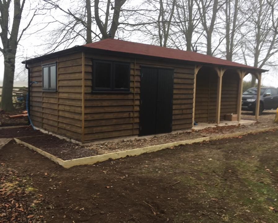 Poultons Dorset-Do I Need Planning Permission for a Garden Room? 1